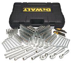 DeWalt Mechanics Tools - Tools of the Trade