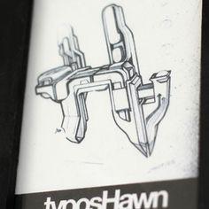 """""""typosHawn"""" by FLATAU / 2003"""
