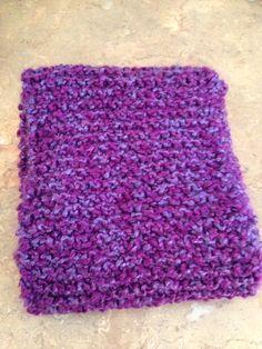 Purple haze infinity scarf