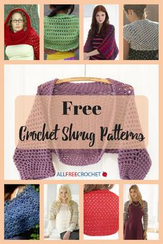 140 Best How To Crochet A Sweater Images In 2019 Crochet Patterns