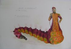 Ben Kingsley, All Video, Caterpillar, Costume Design, Alice In Wonderland, Auction, Fine Art, Costumes, Pictures