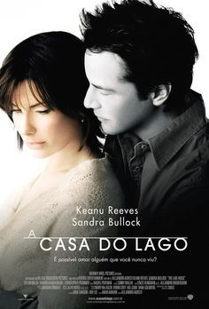 Keanu Reeves talks about the romantic movie The Lake House co-starring Sandra Bullock. Keanu Reeves on reuniting with Sandra Bullock, why it took so long to do another film together after starring in Speed, and the status of a Constantine sequel. Keanu Reeves Sandra Bullock, See Movie, Movie List, Movie Tv, Christopher Plummer, Haus Am See, Bon Film, Romantic Photography, Movies Worth Watching