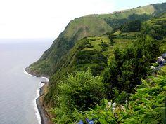 Ponta do Sossego, Sao Miguel, Azores