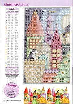 Gallery.ru / Фото #1 - Cross Stitch Crazy 105 рождество 2007 - tymannost
