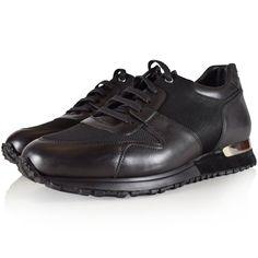 MALLET FOOTWEAR Midnight Black Almorah Trainers Trainers, Tennis Sneakers, Sweatshirt, Sneakers, Sweat Pants