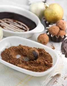 Sprinkle Bakes: Gingerbread Pie and Coffee Mascarpone Truffles