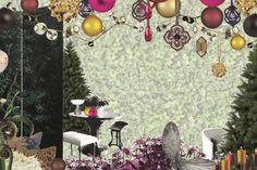 #ChristmasWorld biggest #christmas fair in Europe - trend 2016: Boho Treasuries
