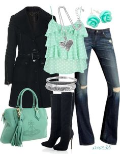 """""""Fall Chic"""" by srose38 on Polyvore"""