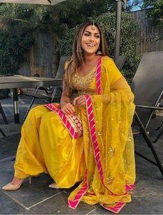 Image may contain: 1 person, standing and outdoor Patiala Dress, Punjabi Dress, Salwar Kameez, Salwar Suits, Kurti, Punjabi Girls, Indian Gowns Dresses, Indian Fashion Dresses, Pakistani Dresses