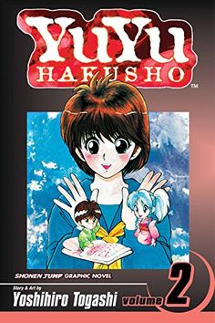 Yu Yu Hakusho, Vol. 2 by Yoshihiro Togashi https://www.amazon.com/dp/1591160820/ref=cm_sw_r_pi_dp_bsYyxbQE6J39G