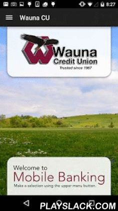 Wauna Credit Union  Android App - playslack.com ,  The Wauna Credit Union Mobile App provides members with immediate access to their accounts by connecting them to the Online Banking service. Current membership and enrollment to use Online Banking is required. Members and visitors using the Mobile App will find interesting and helpful information relating to Wauna Credit Union products, services, and benefits of membership. Wauna Credit Union is committed to protecting member privacy and…