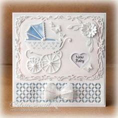 http://www.digiredoodah.blogspot.co.uk/ Fabulous card by Collette  Using Piestra die,spellbinders and Marianne