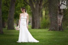 Palazzo's stunning bride, Carly.