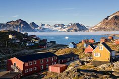 Greenland...