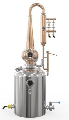 Moonshine Still Plans, Copper Moonshine Still, Home Distilling, Distilling Alcohol, Beer Brewing, Home Brewing, Alcohol Still, Grape And Grain, Distilling Equipment