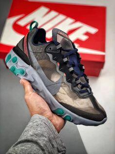 Mens Fashion Shoes, Nike Fashion, Sneakers Fashion, Casual Sneakers, Casual Shoes, Shoes Sneakers, Orange Nike Shoes, Kicks Shoes, Hype Shoes