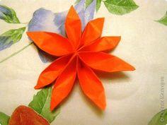 Origami master class: * Flower =) MK Paper.  Photo 1
