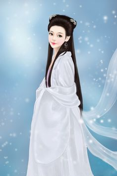 Ancient Chinese Beauty (560)