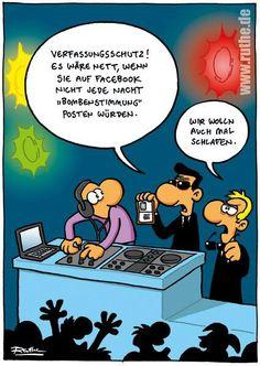 Verfassungsschutz & DJ