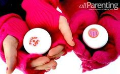Tween gift idea: Pucker up = made with Vaseline Kool-aid or any drink mix powder