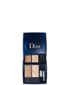 DIOR 3 Couleurs Glow Palette - three textures of nude, glowing colour in a single compact.