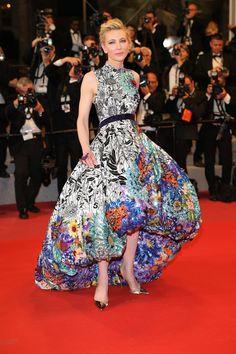 President Cate Blanchett