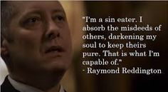 Afbeeldingsresultaat voor blacklist quotes reddington