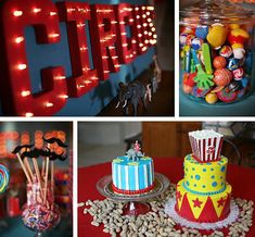 Party Perfection: Circus Party from Winding Road – Modern Kiddo