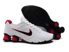 3e2f7480fe1c82 We Offer 50% Discount Nike Shox 2012 Turbo 12 Men White Red