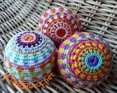 Crochet pattern STAR by ATERGcrochet by ATERGcrochet on Etsy