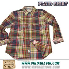 Vintage Stone Washed Shirts online!