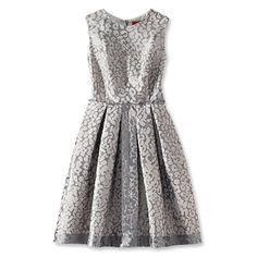 Carolina Herrera Dress $800.  Very similar style to Simplicity 2444