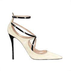 👠💕sketching #pump #anklestrap #pump #heels #footweardesign #shoedesigner #auracopeland #drawing #shoesketch #shoethatmatters