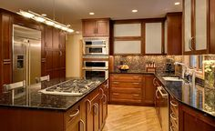 Our modern Mequon Kitchen remodel  www.remodelwithsaz.com