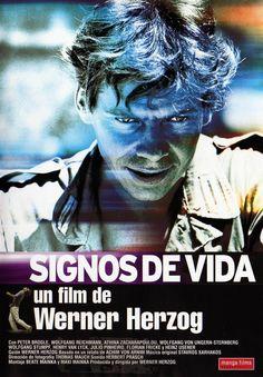 Signos de vida (1968) Alemaña. Dir: Werner Herzog. Drama. Enfermidade - DVD CINE 408