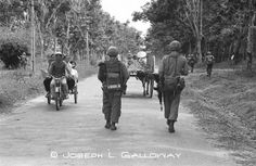 November 27-December 9, 1965     The 3d Brigade, 1st Infantry Division and the 7th ARVN Regiment begin operation Bushmaster II, a search and destroy mission in reaction to the VC attack on the Michelin Rubber Plantation in Tay Ninh Province, III CTZ. 1000 grenades and 15 weapons are destroyed while 301 VC are KIA.