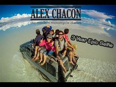 Around the World in 360° Degrees - 3 Year Epic Selfie - YouTube