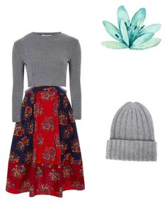 🐘🍊 by celeste-05 on Polyvore featuring polyvore, fashion, style, Glamorous, Ulla Johnson, The Elder Statesman and clothing