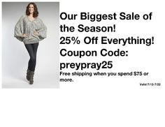 PreyPray fashion boutique hand made jewelry women's accessories
