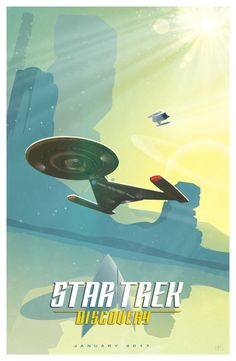 Star Trek Discovery - Fan Art