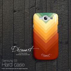 Chevron Samsung galaxy S3 case Samsung galaxy S4 case by Decouart, $24.99