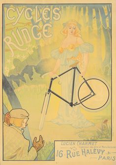 Buy online, view images and see past prices for Cycles Rudge. Invaluable is the world's largest marketplace for art, antiques, and collectibles. Bike Poster, All Poster, Posters, Bicycle Brands, Bicycle Art, Cycling Art, Paris, Belle Epoque, Art Nouveau