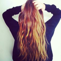 Beautiful hair