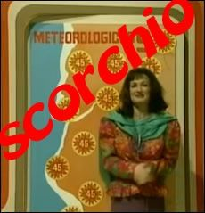 The Fast Show tv programme - the weather forecast was always 'Scorchio' |  Comedy tv, Tv programmes, Music tv