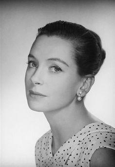 Deborah Kerr - 1958 © Sam Lévin, Dist. RMN