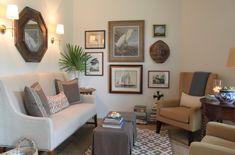 Lauren Leonard - World Market furniture, White Dove paint,