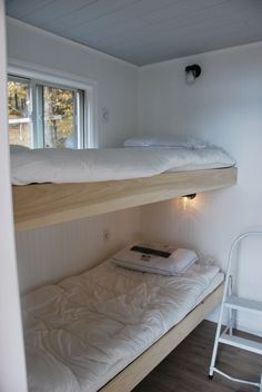 DIY bunk beds 6 - via the sweetest digs