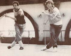 Mikhail Baryshnikov and Gregory Hines- White nights:
