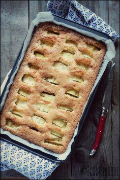 Appelcake met kardemom Stel, je maakt een appelcake. Gewoon niets bijzonders…