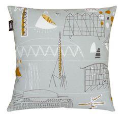 Mini Moderns | Festival Cushion